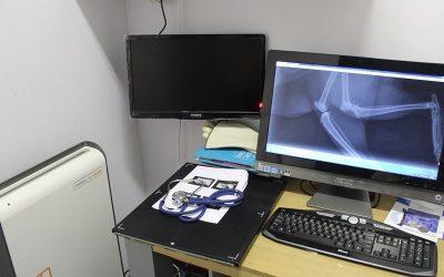 Digitale röntgen